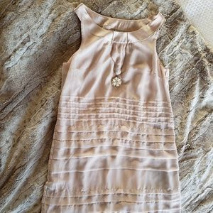 Lovely H&M Champagne Sheath Dress
